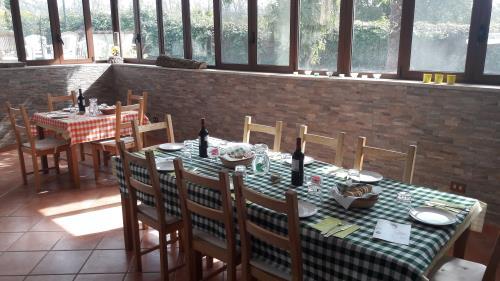 Agriturismo Montecaminetto Ristorante Piatti Orto e vigna